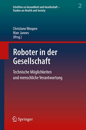 Cover Roboter in der Gesellschaft