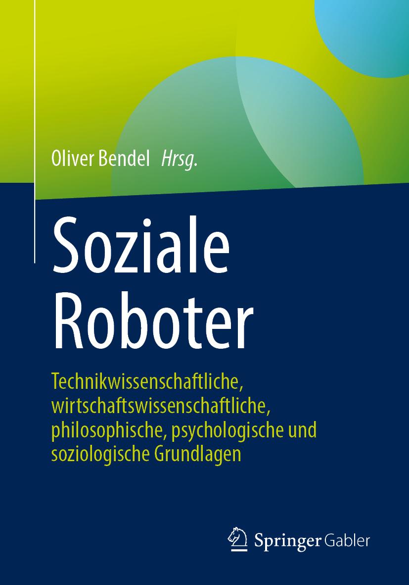 Cover Soziale Roboter